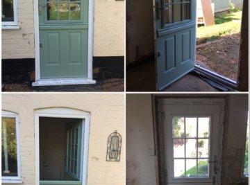 chartwell green stable door