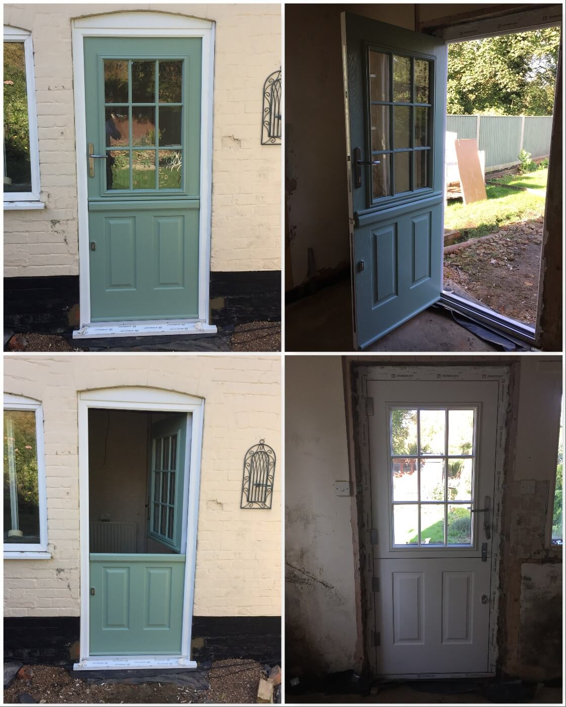 chartwell green stable door